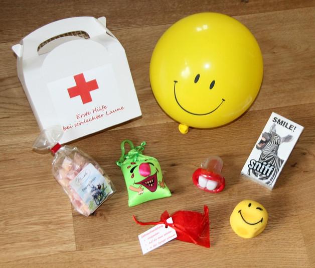 Der Erste Hilfe Koffer (Fun Tool aus der Serie: Werkzeuge für mehr Spaß bei der Arbeit)