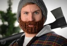 The unbelievable Beardo Beard Hat