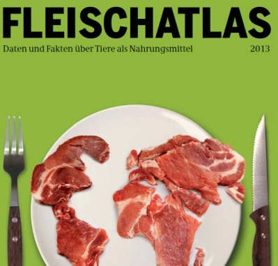 Fleischatlas – Daten und Fakten über Tiere als Nahrungsmittel