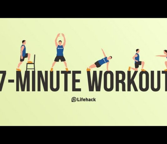 Das 7 Minuten Workout Video