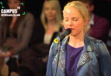 Julia Engelmann – 5. Bielefelder Hörsaal Slam – Eines Tages werden wir Alt sein ..