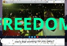 Motivationslieder / !!! (Chk Chk Chk) – Freedom! '15