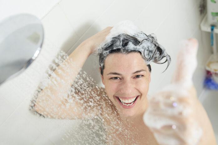 Der Dusche bekommen Kopf Warum ist